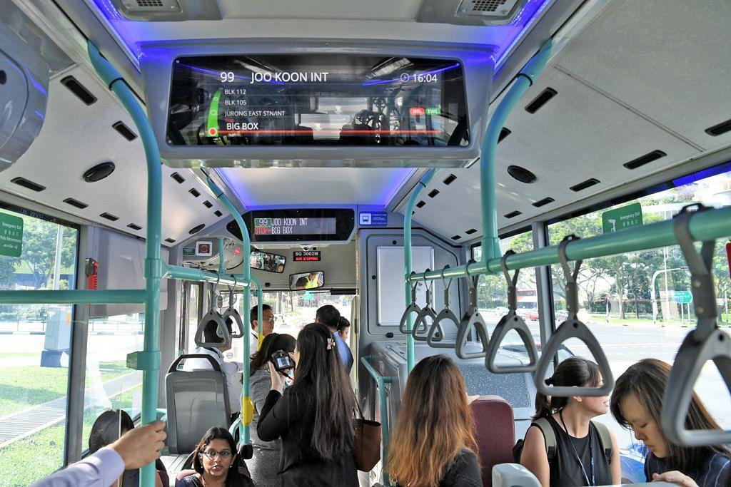 Bas hibrid diesel bakal diperkenal secara bertahap mulai bulan depan