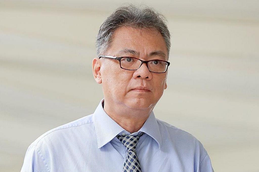 Bekas pengarah anak syarikat NTU didakwa menipu