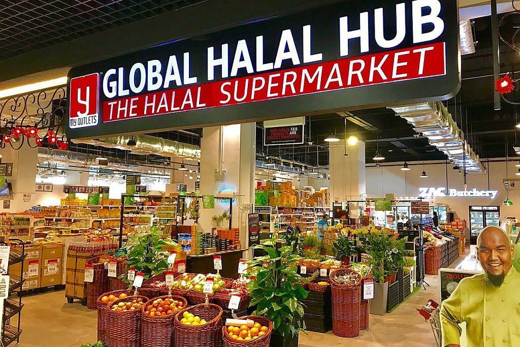 Bekas pemilik Global Halal Hub bangkit selepas pasar raya gulung tikar