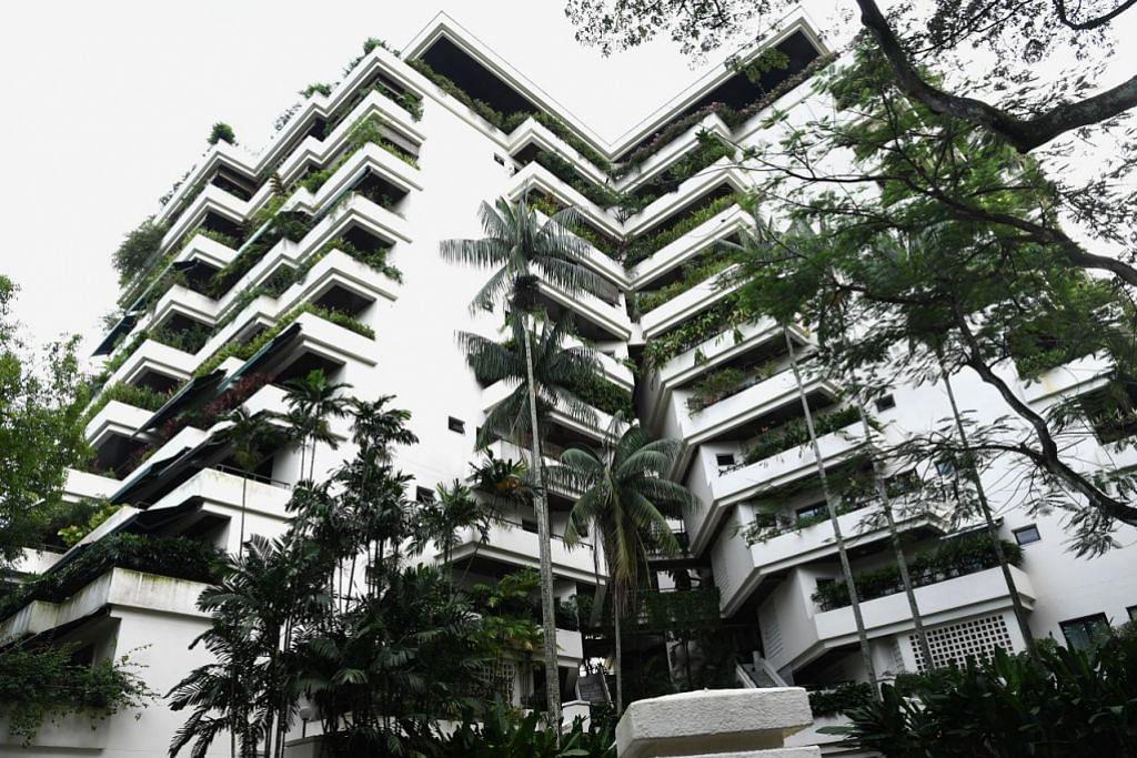 Pemilik kondo diarah ubah semula reka bentuk balkoni