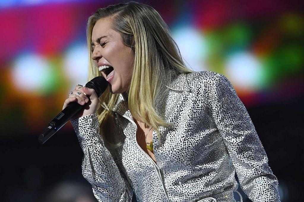 Miley Cyrus ditimpa malang lagi, koleksi gitar bernilai lebih $13,000 dicuri