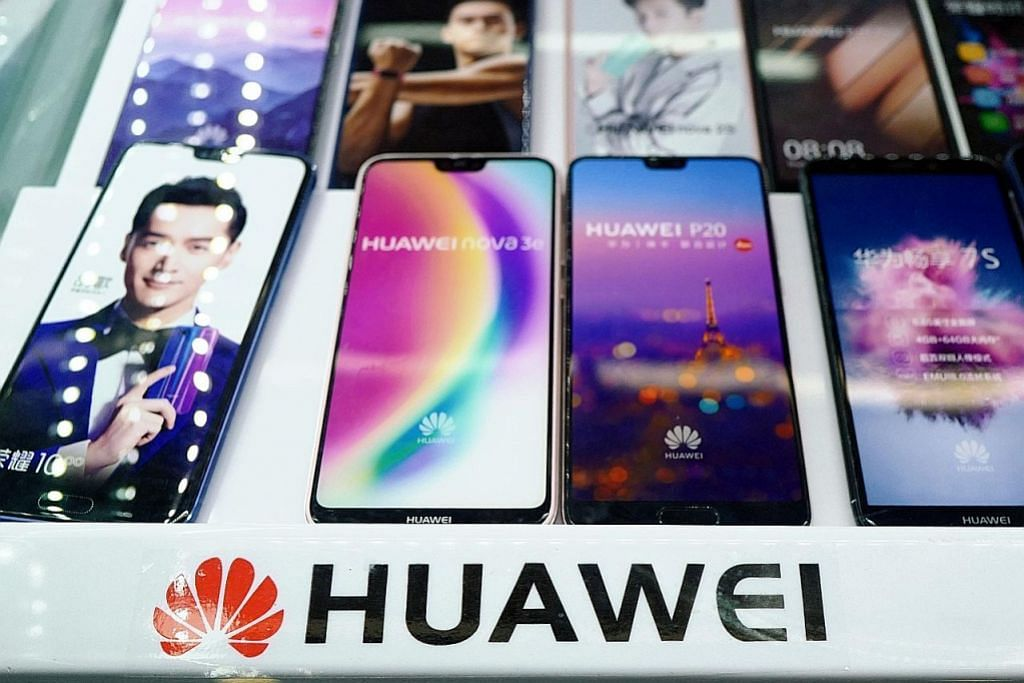 Penahanan CFO Huawei tingkat ketegangan AS-China