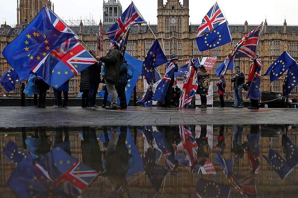 PM May hadapi ujian getir bawa Britain keluar EU
