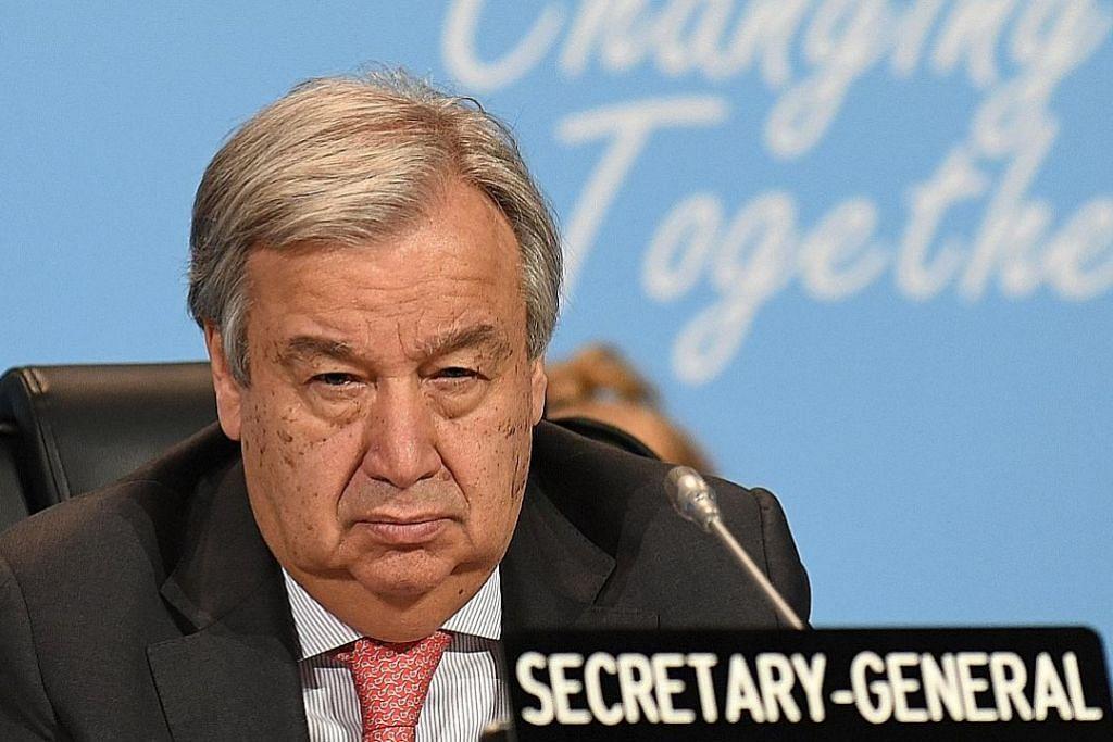 PBB: Dunia perlu gerak lebih pantas tangani perubahan iklim