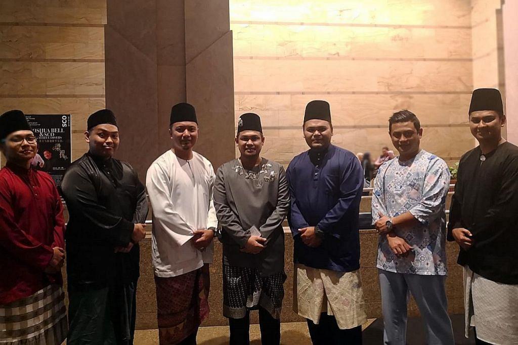'Juara - Dikir Pella' paduan suara tujuh jejaka