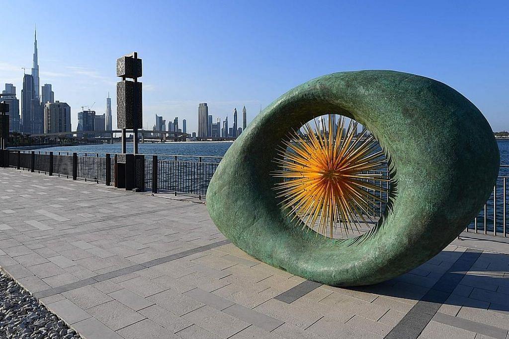 Menyemarak seni di Teluk