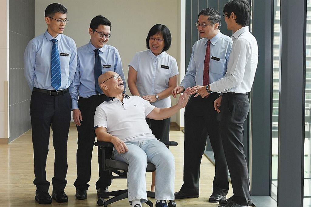 Program klinikal baru di Pusat Jantung bagi pesakit darah beku di peparu