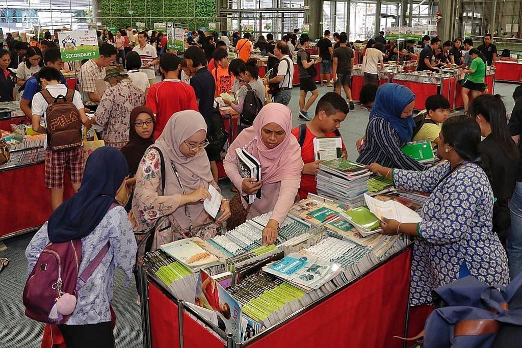 24,000 penerima manfaatkan derma buku sekolah FairPrice