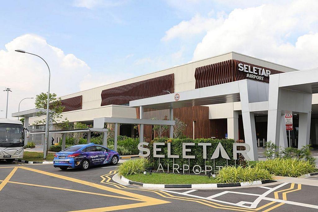 Prosedur penerbangan di Seletar tak jejas operasi pelabuhan Pasir Gudang