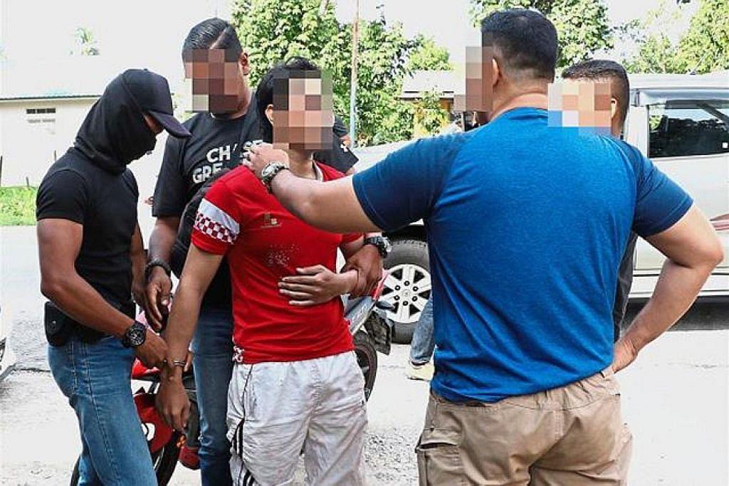 Pengganas yang ditahan di M'sia mahu lancar dua serangan bulan depan