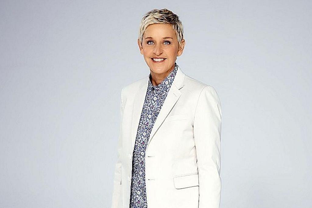 Ellen DeGeneres mungkin akhiri rancangan 'The Ellen DeGeneres Show'