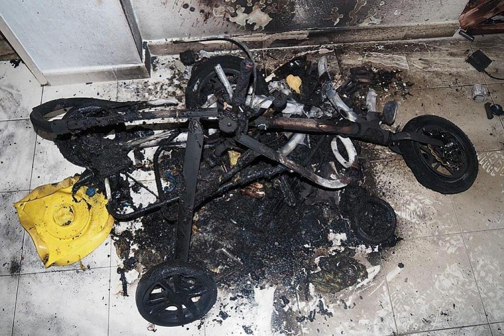 Pelongsor sampah punca utama kebakaran di rumah