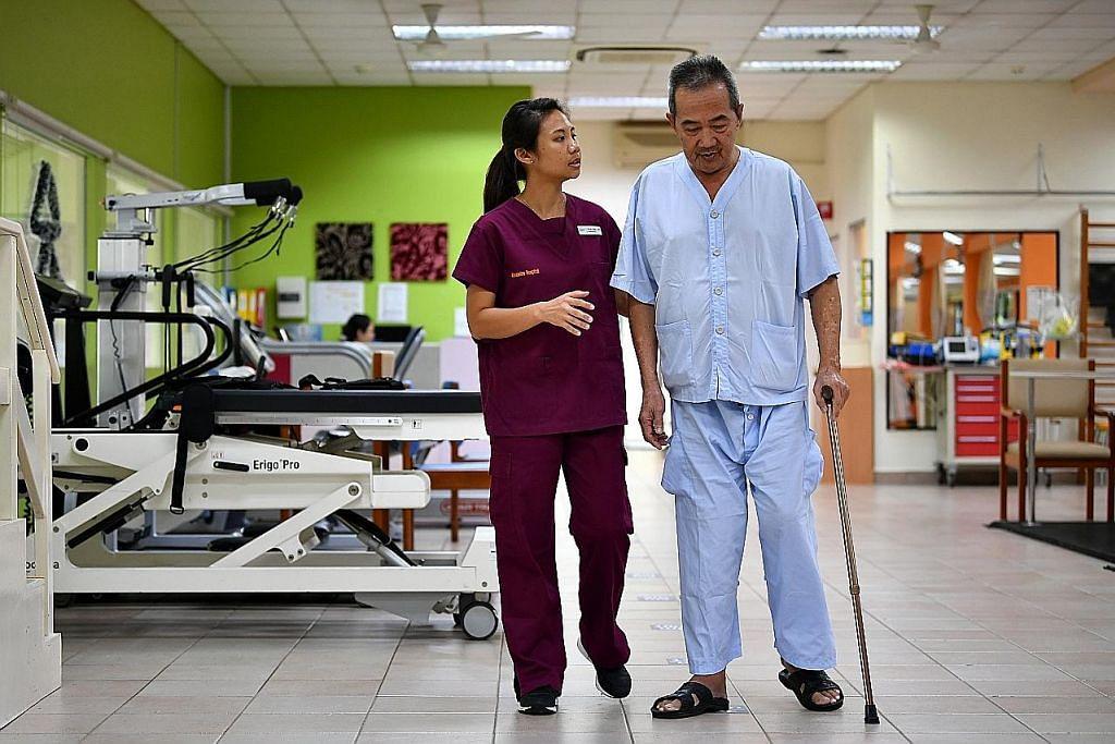 Pesakit Hospital Alexandra dijaga kumpulan kesihatan sama dari mula hingga keluar hospital