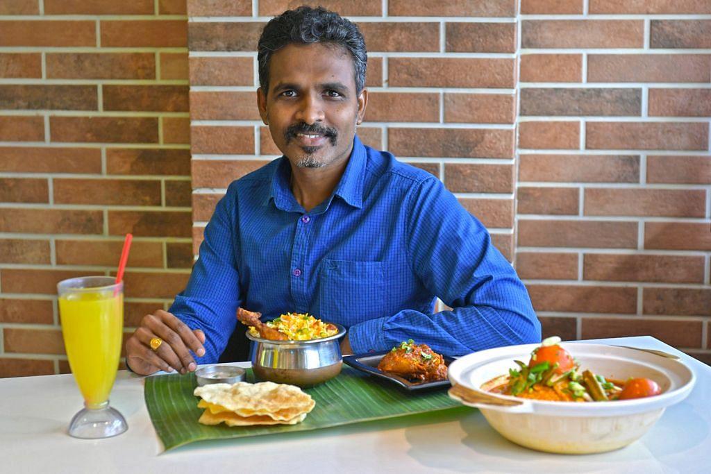 Beriani istimewa 'dibawa' khusus dari India
