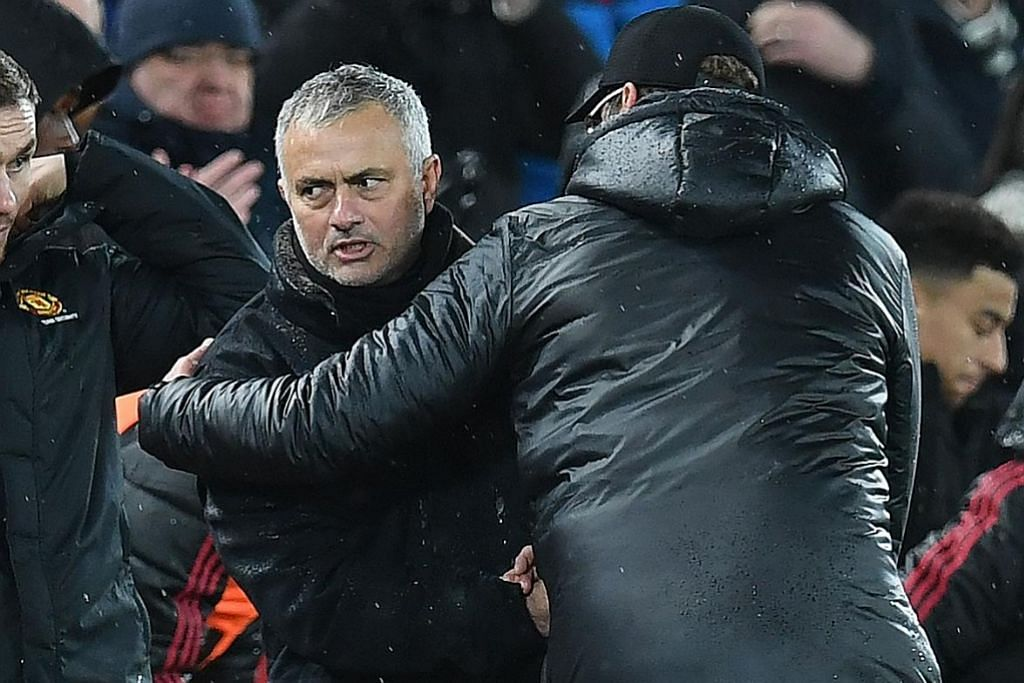 LIGA PERDANA ENGLAND United 'rebah' di Anfield, rekod tidak kalah Arsenal berakhir
