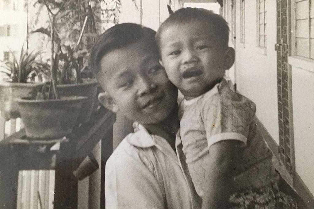 Keluarga Cina cari saudara lelaki, terpisah sejak 54 tahun lalu