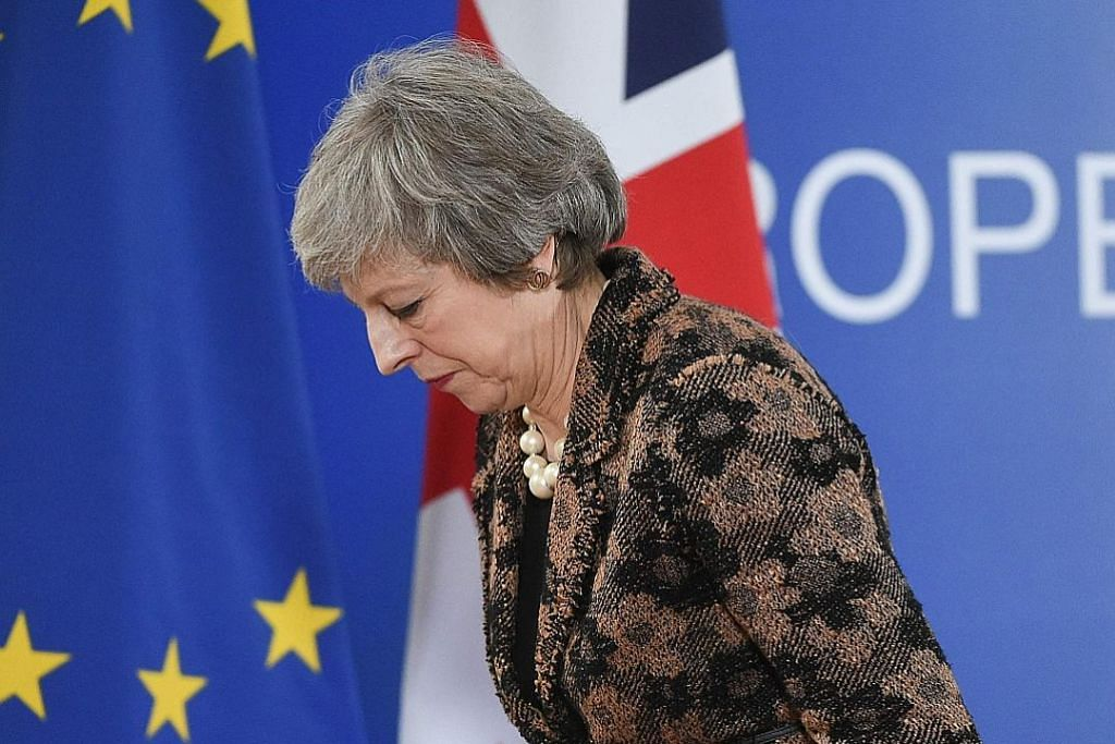 May menang undi tidak yakin, namun hadapi krisis pimpin Britain Dua pemimpin Eropah hadapi tekanan