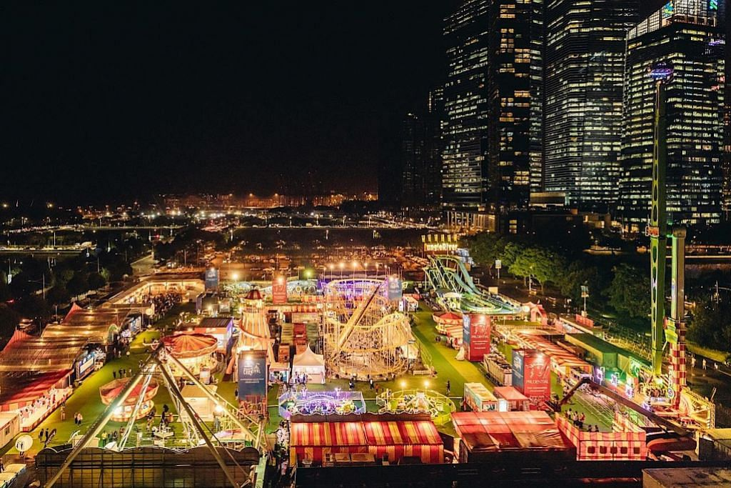 ACARA MENJELANG TAHUN BARU Pusat bandar bakal bermandi cahaya sambut tahun baru