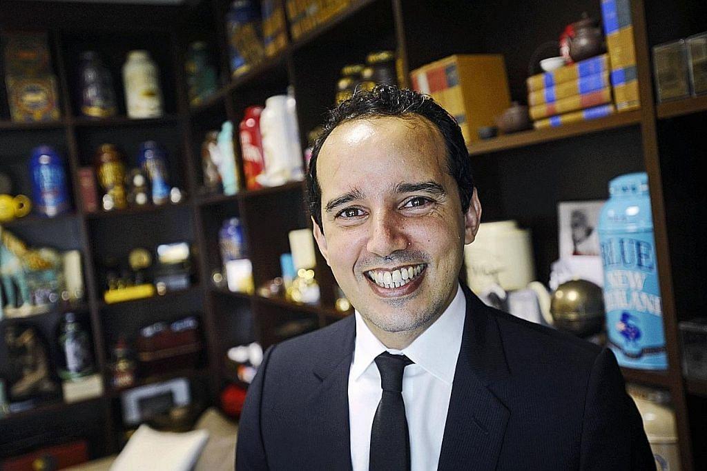 CEO TWG Tea ceburi bidang niaga teh pada usia 23 tahun