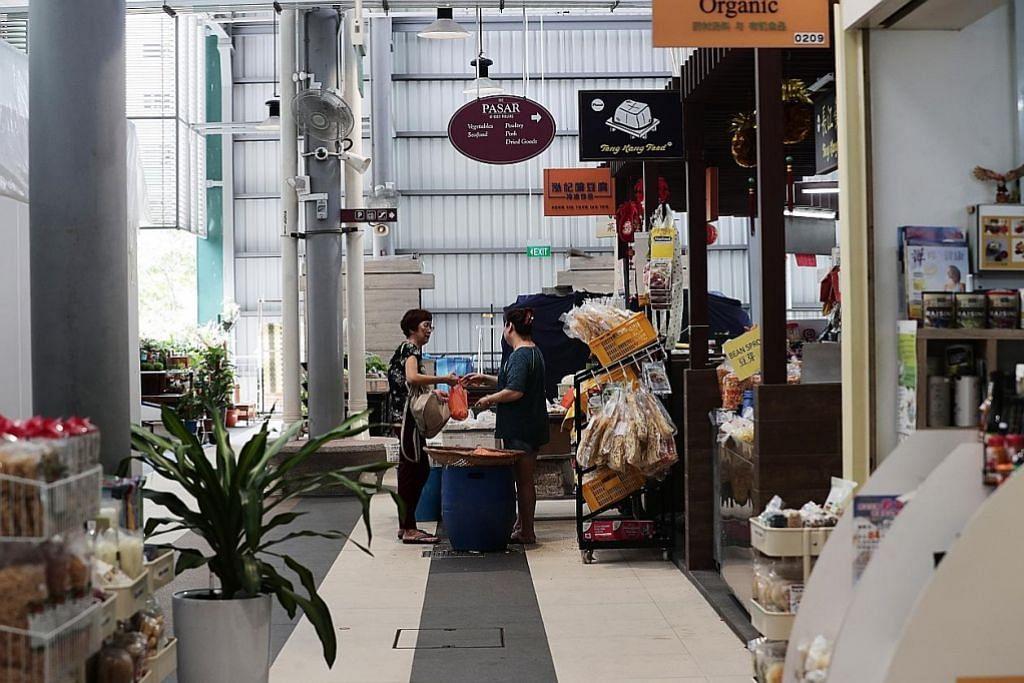 Niaga di dua pasar basah lembap dek isu pengurusan, kurang pelanggan