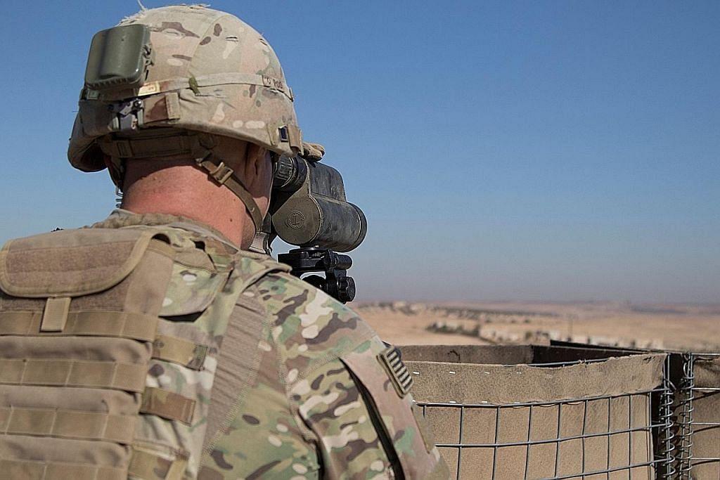 Perintah pengunduran tentera AS dari Syria telah ditandatangani PENARIKAN KELUAR TENTERA AMERIKA SYARIKAT DARI SYRIA