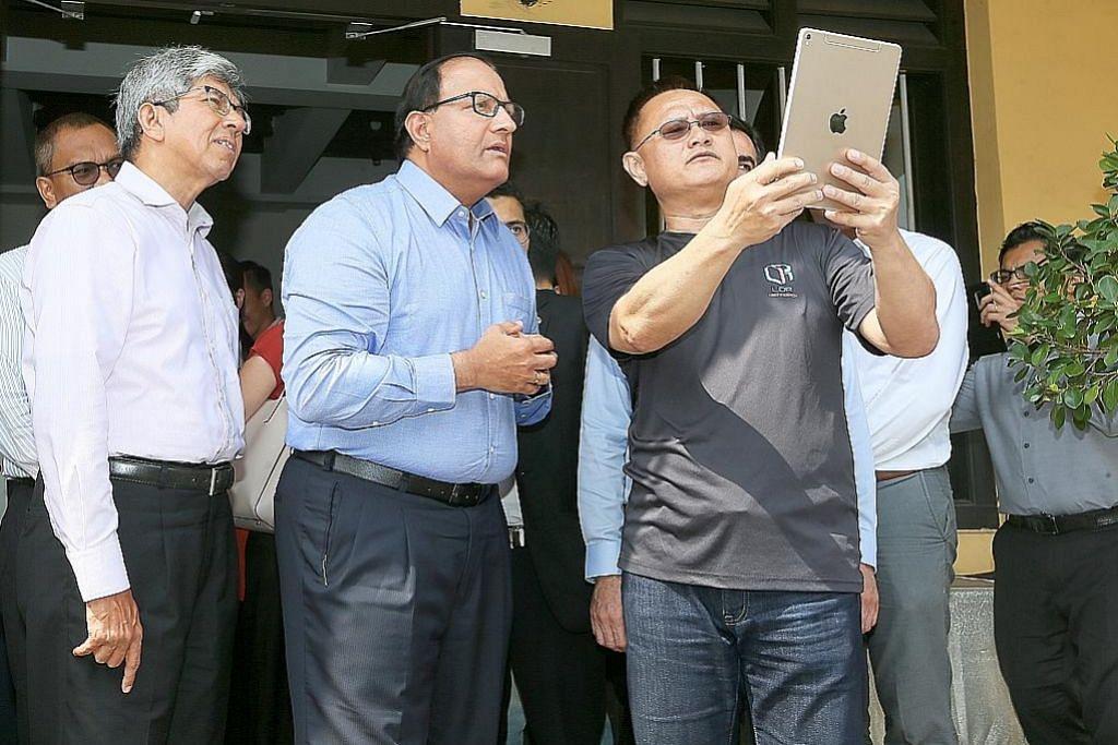 Cabaran era ekonomi digital MENYOROT PERKEMBANGAN EHWAL PERNIAGAAN MELAYU/ISLAM SINGAPURA 2018