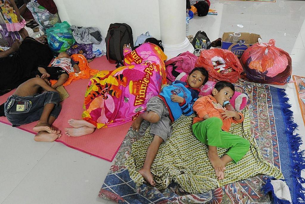 Badan bantuan kemanusiaan S'pura mula hulur bantuan kepada mangsa tsunami