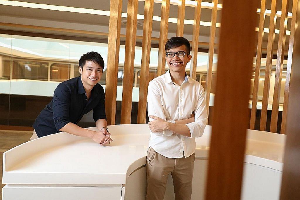 Anak muda buka syarikat perabot setelah timba ilmu dari peniaga veteran