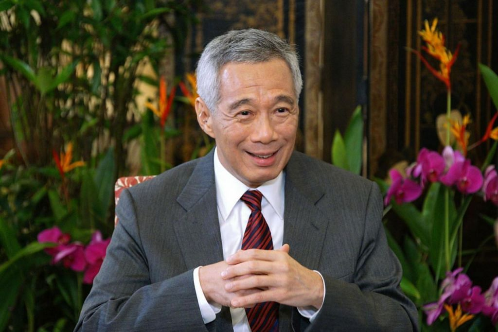 Perdana Menteri Lee Hsien Loong