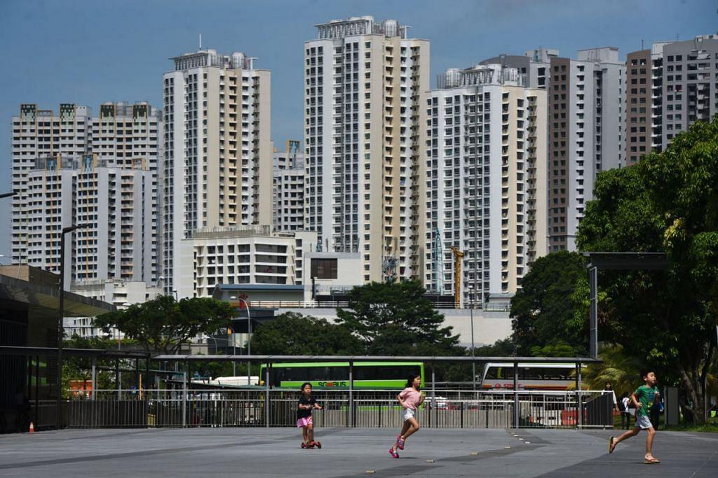 MENCORAK MASA DEPAN: Menurut Menteri Kewangan, Encik Heng Swee Keat, pemerintah akan sentiasa bekerjasama dengan rakyat untuk mewujudkan masa depan yang lebih baik untuk semua. - Foto fail