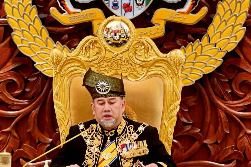 Sultan Muhammad V has stepped down as Agong