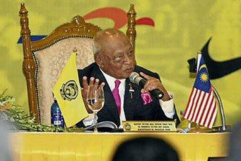 DILAPOR SAKIT: Sultan Pahang, yang mengikut senarai penggantian berdasarkan kitaran pemilihan pertama, seharusnya menjadi Agong Malaysia, dilaporkan sedang sakit. - Foto fail