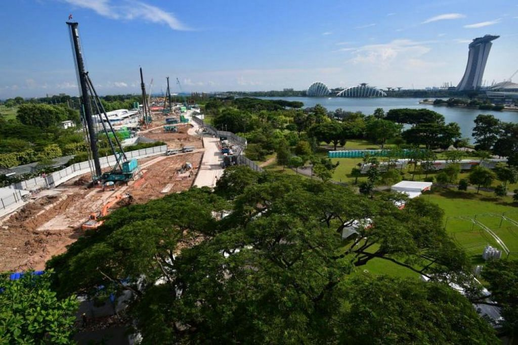 Thomson-East Coast line to have station at Founders' Memorial in Marina Bay