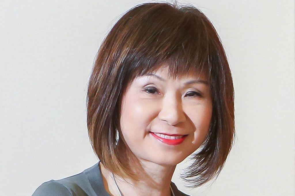 Menteri Negara Kanan (Sekitaran dan Sumber Air merangkap Kesihatan) Dr Amy Khor