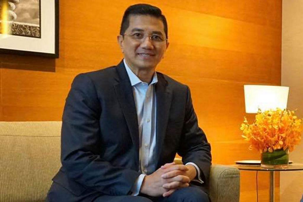 Menteri Hal Ehwal Ekonomi Malaysia, Datuk Seri Mohamed Azmin Ali