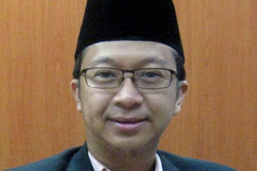 USTAZ FATHURRAHMAN DAWOED: Berpandangan masyarakat Islam Singapura akur pentingnya mewujudkan kepelbagaian pandangan. - Foto fail.
