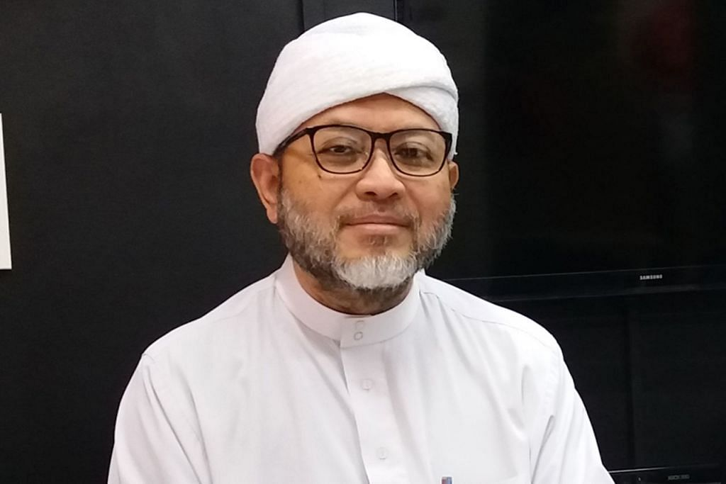 Presiden Pergas, Ustaz Mohamad Hasbi Hassan.