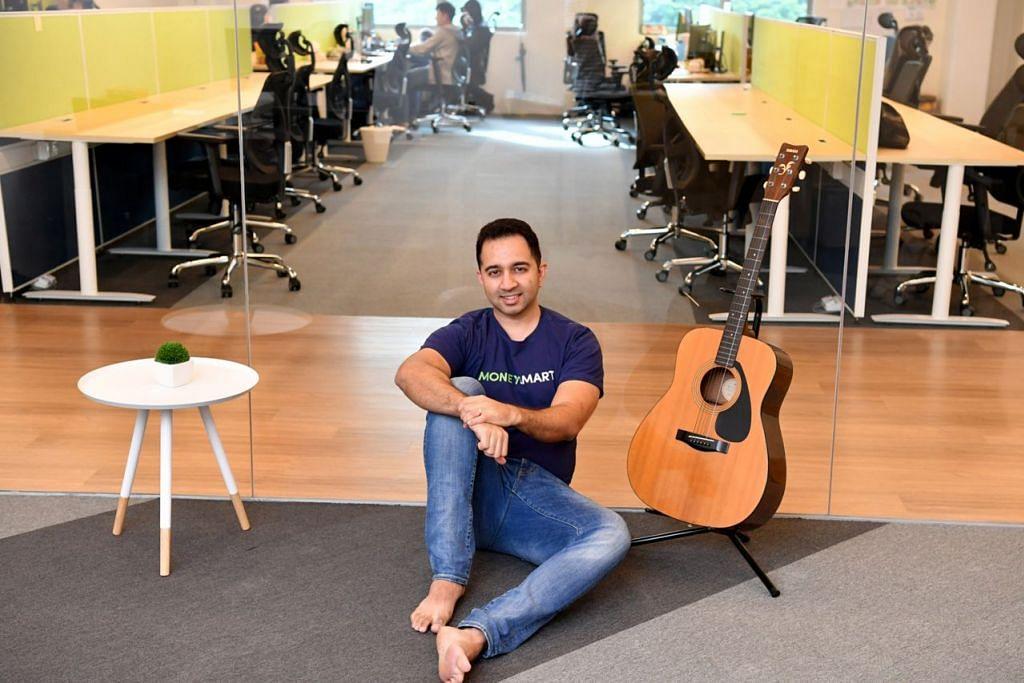 KEPUTUSAN BIJAK: Ketua eksekutif MoneySmart Group, Encik Vinod Nair mahu membantu orang ramai membuat keputusan bijak mengenai kewangan sama ada sewaktu ingin berkahwin, membeli flat, membina keluarga, melancong ke luar negara atau bersara dengan selesa. - Foto fail