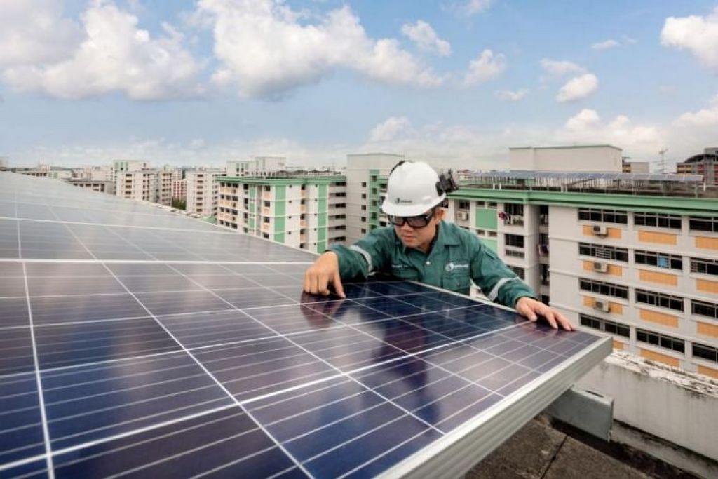 Kedua-dua Sembcorp dan Politeknik Singapura berharap kaedah ini akan membantu mengurangkan sampah, serta memastikan tenaga fotovoltaik kekal mesra alam.