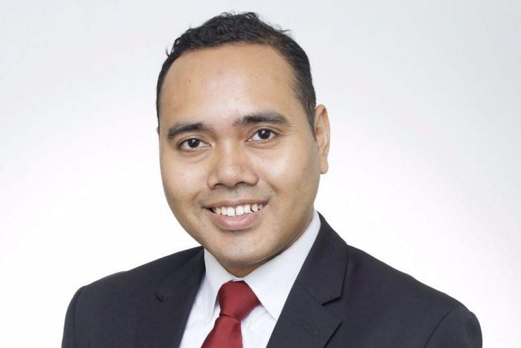 Encik Zhulkarnain Abdul Rahim dilantik menjadi pengerusi AMP hari ini.