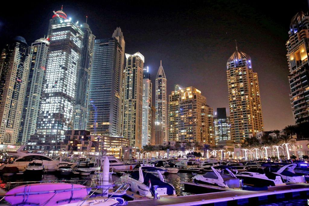 TARIK LEBIH RAMAI: Dubai giat menarik lebih ramai pelancong Jepun ke bandar itu menerusi satu MoU yang dibuat antara agensi pelancongan bandar itu dengan sebuah syarikat pelancongan utama Jepun. - Foto REUTERS