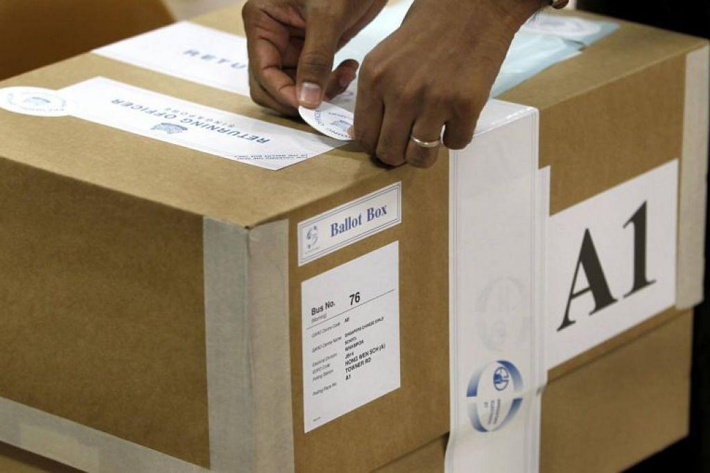 Jabatan Pilihan Raya (ELD) berkata senarai rakyat Singapura yang layak mengundi pada pilihan raya umum akan datang akan dibuka untuk pemeriksaan awam selama dua minggu menjelang akhir bulan ini.