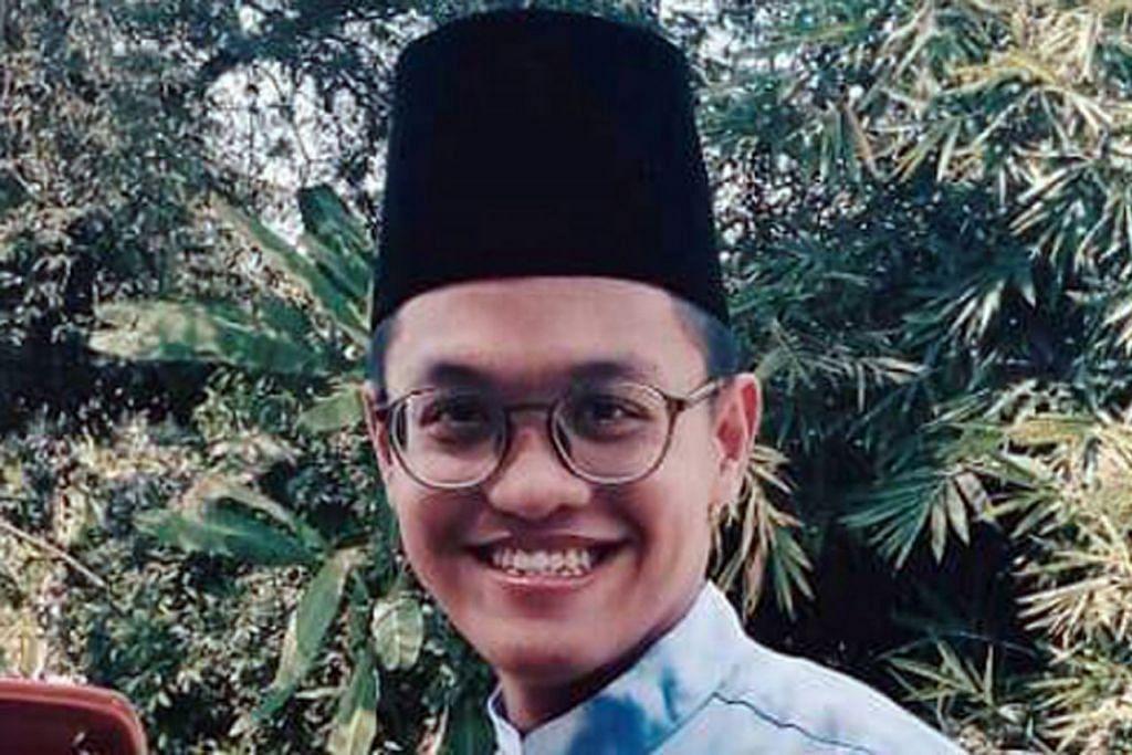 (Gambar atas) dirakam semasa menghadiri jemputan di Kedah. - Foto ihsan MUHAMMAD SHUKERY MOHAMED IDRUS