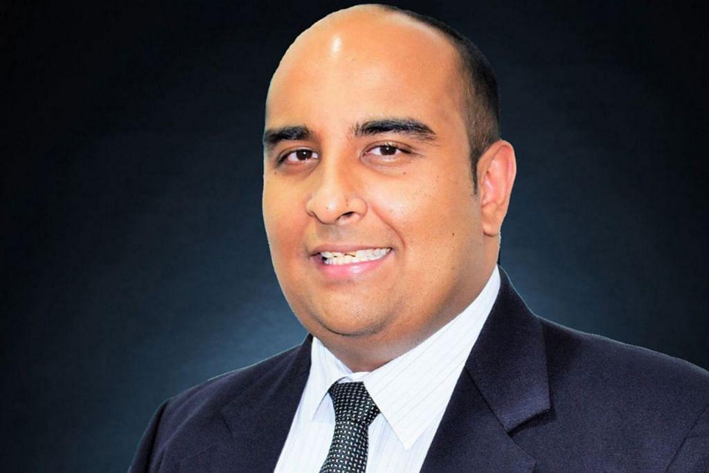 Ketua Pegawai Operasi (COO) Global Agricultural Exchange, Encik Farhan Firdaus