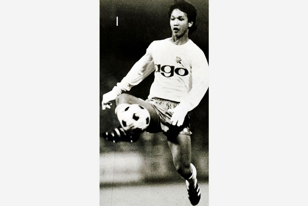I. Fandi Ahmad (bola sepak)