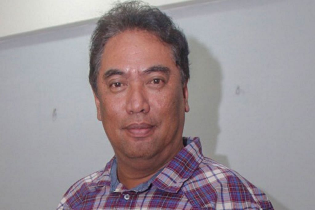 F. Jamaluddin Mohamed (lumba basikal)