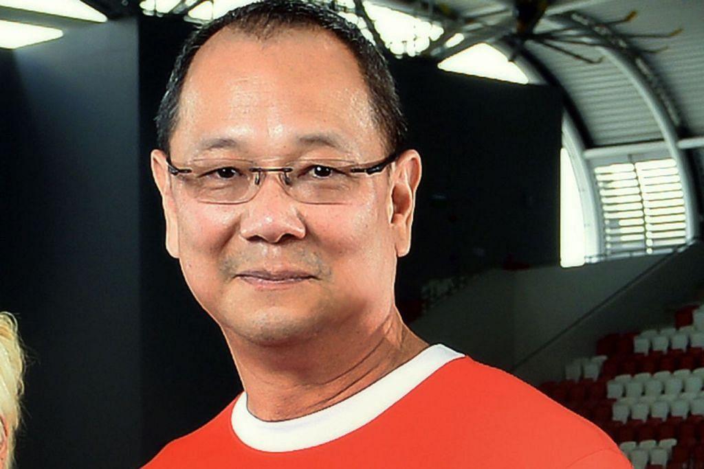 D. Ang Peng Siong (renang)