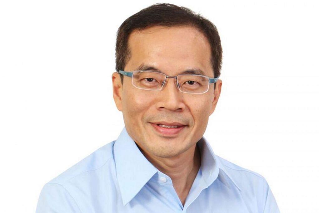Anggota Parlimen Tanpa Kawasan Undi (NCMP) Encik Dennis Tan