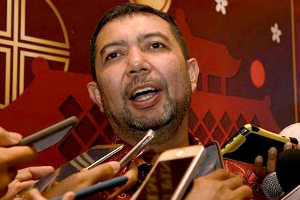 Timbalan Menteri Luar Marzuki Yahya