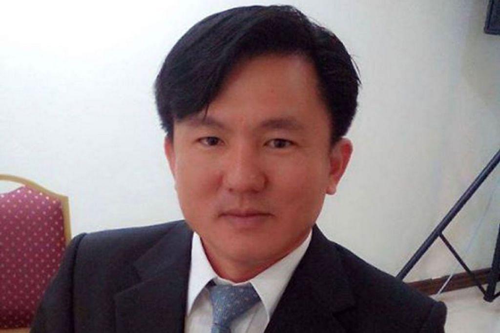 Ahli majlis eksekutif Perak Paul Yong Choo Kiong
